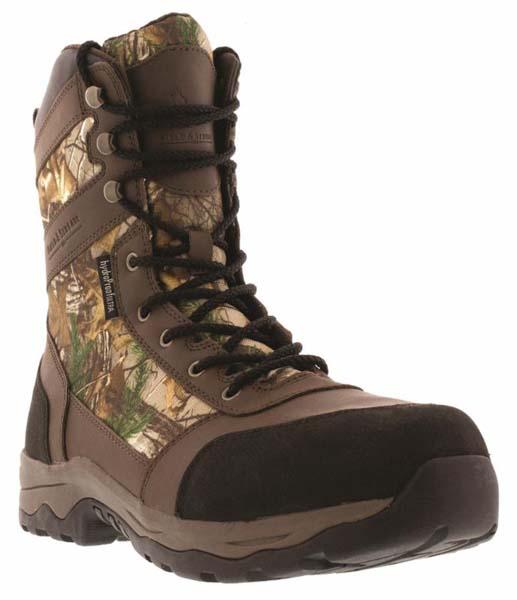 4e4b53a693e Field   Stream Men s Woodland Tracker 400g Waterproof Field Hunting Boots