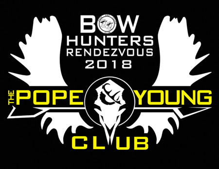 Pope and Young Club Announces 2018 Bowhunters Rendezvous