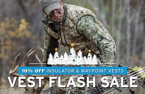 PNUMA: Vest Flash Sale