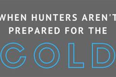 PNUMA: How A Temperature Drop Can Hurt Your Hunt