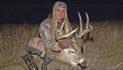 Bitter Cold And Bucks In North Dakota