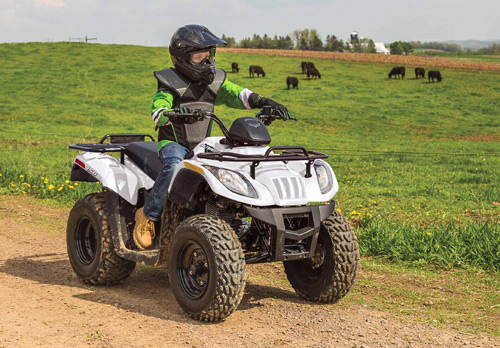 Textron Off Road Intros 2018 Youth And Entry Model ATVs
