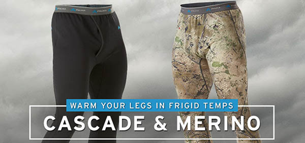 PNUMA: Warm Legs In Frigid Temps