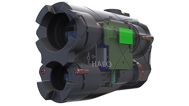 HALO OPTICS: 5 NEW LASER RANGEFINDERS
