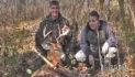 Big Ohio Buck With Self Made Longbow