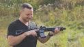 Awesome Fun With Crosman's Full Auto CO2 Rifle
