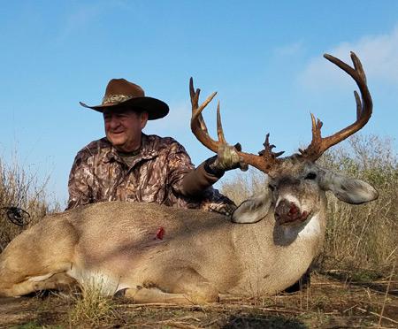 Late Season Rut: Texas Style