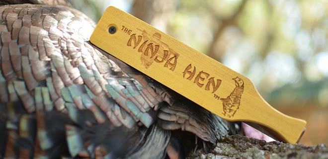 Woodhaven Ninja Hen Box Call