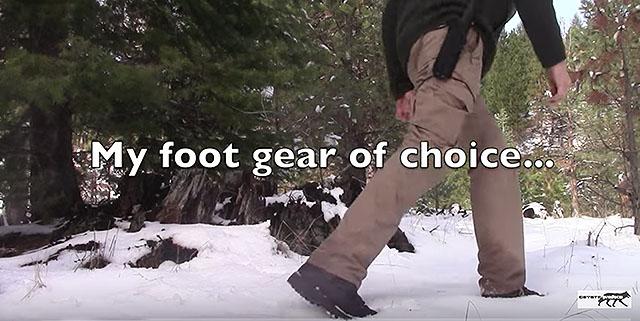 Danner Boots Field Report