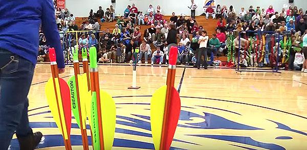 Archery For School Kids