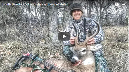 Spot and Stalk SD Whitetail