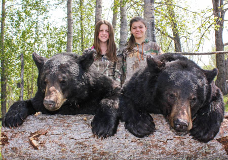 Last Chance: Bowhunt for Black Bear in Saskatchewan