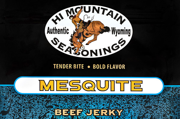 New High Mountain Seasonings Jerky