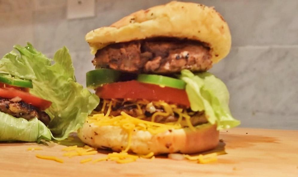 Venison Burgers By Outdoors Allie