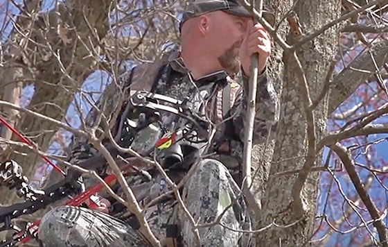 TREESTAND SHOTS: Standing Or Sitting?