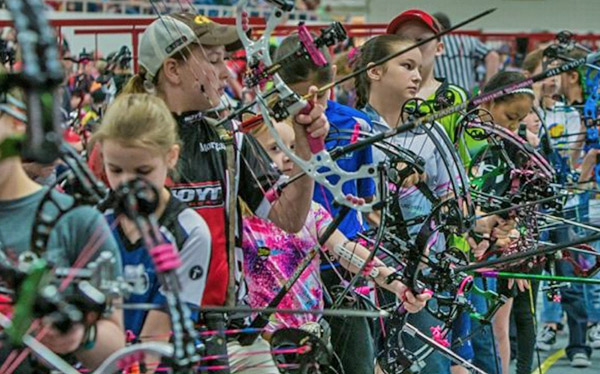 COLLEGIATE ARCHERY: Win A Scholorship