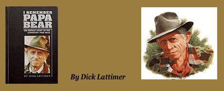 i remember papa bear by dick latimer