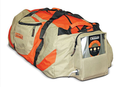 Gear Review: Scent Crusher Bag