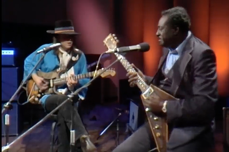 MUSIC LESSON: SRV vs Albert King