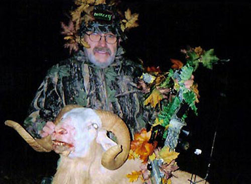 Why Bowhunting is a Mental Disorder