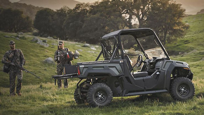 Textron Off Road Intros Prowler Pro