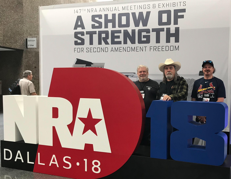 NRA Convention Dallas, TX