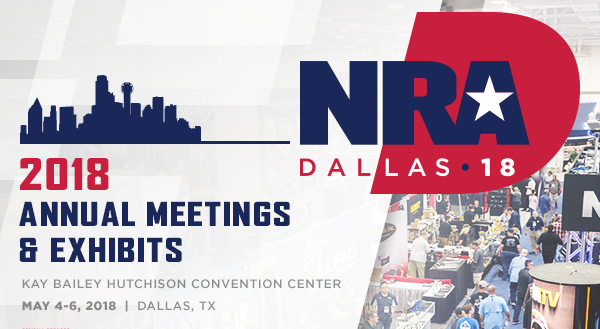 NRA 2018 Annual Convention Events