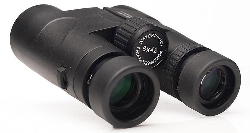 henry pahvant binoculars