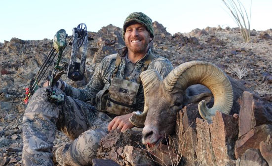 Once in a Lifetime – AZ Archery Desert Bighorn Sheep Hunt