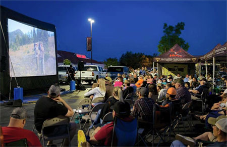 Outdoor Film Festival Tour To Attend 2018 P&Y Bowhunters Rendezvous