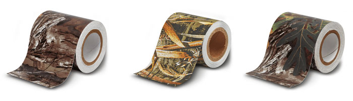 Hunters Specialties No-Mar Gun & Bow Tape in Realtree Camo