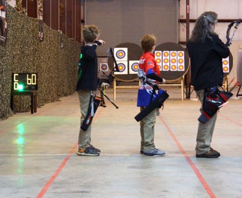 USA Archery Indoor State Championship (North Carolina): Pt 1