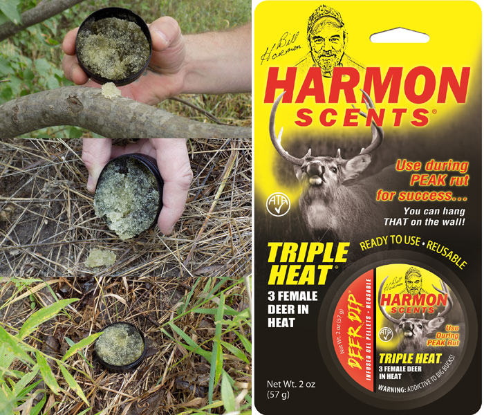 New: 'Deer Dip' From Harmon Scents