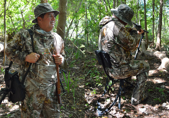 BenchMaster Intros: Ground Hunting & Shooting Chair