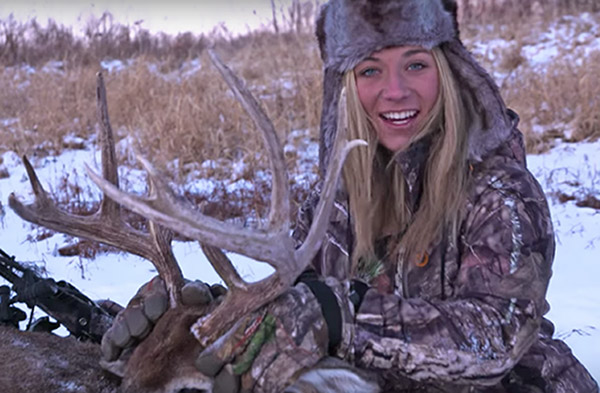 Tim Wells: The Girl's Dream Buck!
