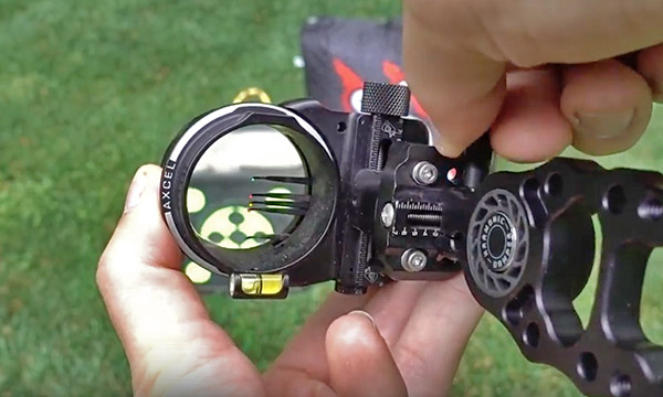 How To Adjust Your Bowsight