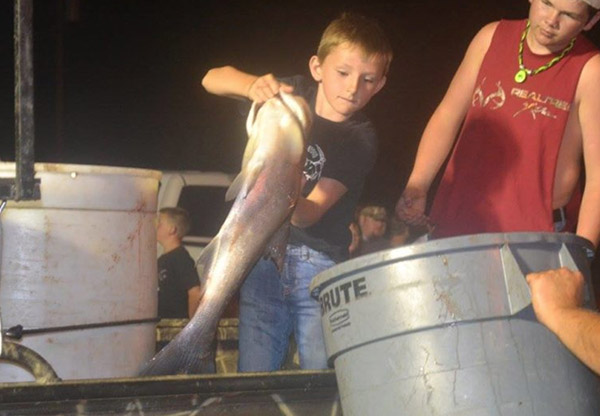 BowFishing Tournaments Are Fun For All