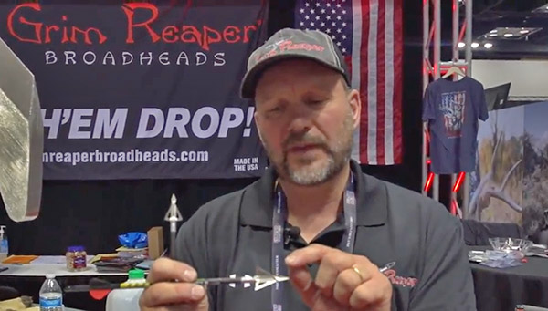 NEW From Grim Reaper Broadheads 2018