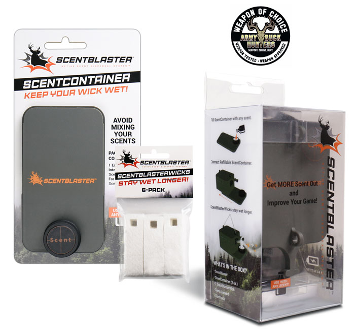 Keep Your Wick Wet With ScentBlaster Starter PLUS Kit