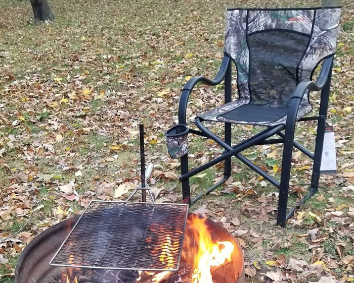 Gear Review: ALPS Outdoorz Camp Chair