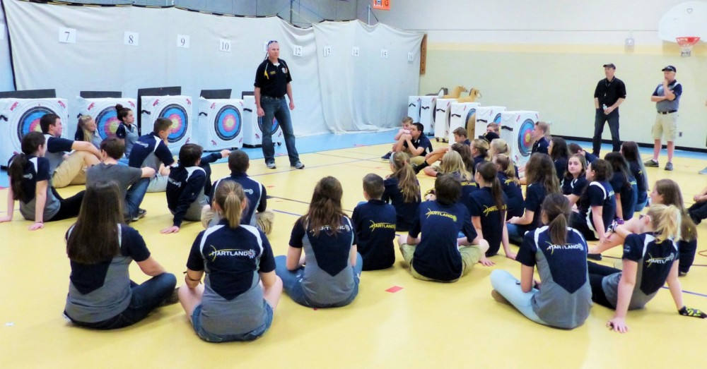 National Archery In Schools Announces Coach of the Year