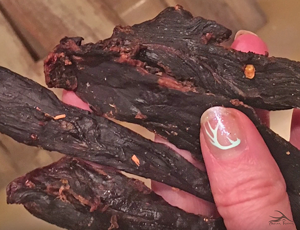 Chili Lime Venison Jerky