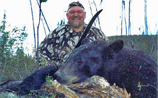 "STRAIGHT TALK: Bill Weisner ""Bearcrazy"""