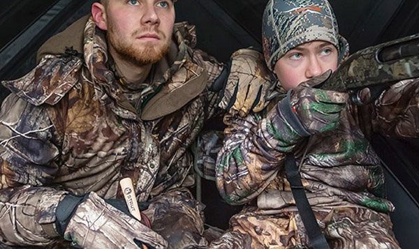How To: Make Your Ground Blind Kid Friendly