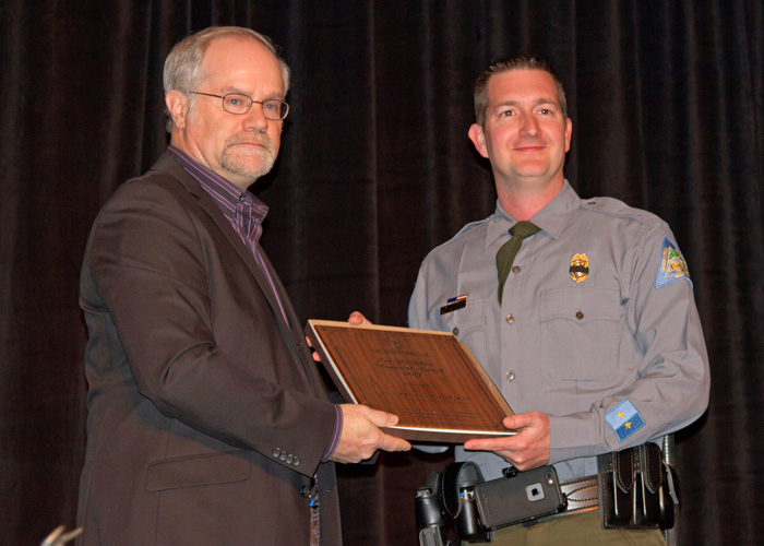 P & Y Announces  Wildlife Law Enforcement Officer Of The Year Award