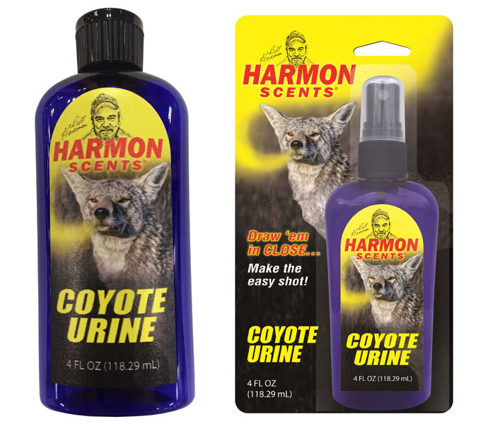 Harmon Scents NEW Coyote Urine in 4-Ounce Bottle