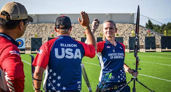2019 United States Archery Team