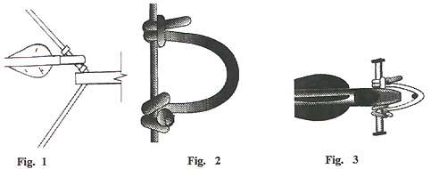 archery string loop