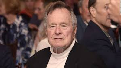 SCI Mourns The Passing Of President George H.W. Bush