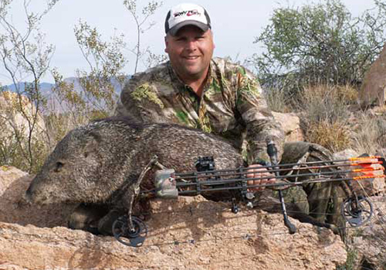 Arizona Javelina Bowhunt